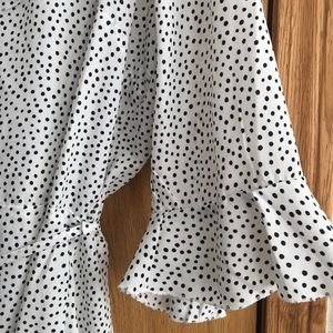 Suzanne Betro Dresses - ✨NWT Suzanne Betro Polka Dot Dress